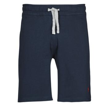 Îmbracaminte Bărbați Pantaloni scurti și Bermuda U.S Polo Assn. TRICOLOR SHORT FLEECE Albastru