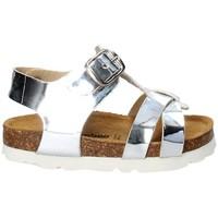 Pantofi Fete Sandale  Bamboo BAM-215 Gri