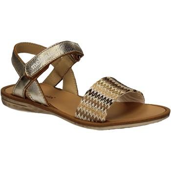 Pantofi Fete Sandale  Melania ME4074D7E.E Galben