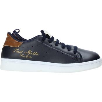 Pantofi Copii Pantofi sport Casual Fred Mello W19-SFK201 Albastru
