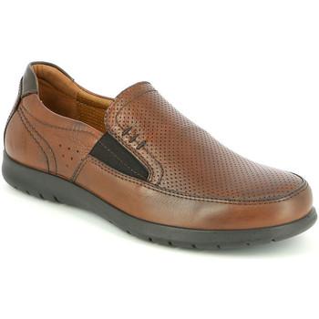Pantofi Bărbați Mocasini Grunland SC4449 Maro