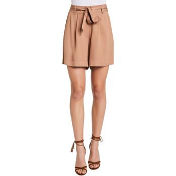 Îmbracaminte Femei Pantaloni scurti și Bermuda Gaudi 011FD25016 Bej