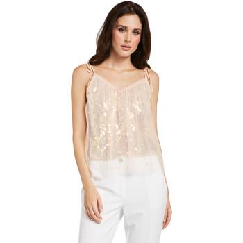 Îmbracaminte Femei Topuri și Bluze Gaudi 011FD45036 Roz
