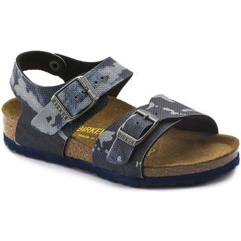 Pantofi Băieți Sandale  Birkenstock 1004917 Albastru