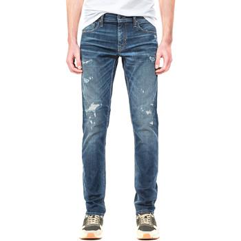 Îmbracaminte Bărbați Jeans drepti Antony Morato MMDT00199 FA750218 Albastru