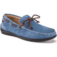 Pantofi Bărbați Mocasini Lumberjack SM40602 002 A01 Albastru