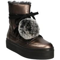 Pantofi Femei Cizme de zapadă Mally 5991 Gri