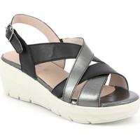 Pantofi Femei Sandale  Grunland SA1877 Negru