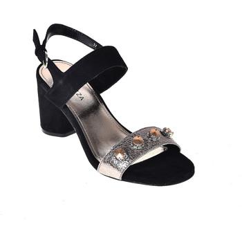 Pantofi Femei Sandale  Apepazza PRS04 Negru