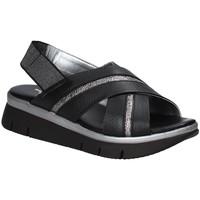 Pantofi Femei Sandale  The Flexx D2016_22 Negru