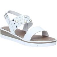 Pantofi Femei Sandale  Jeiday 3867 Alb