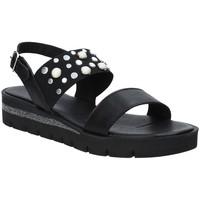 Pantofi Femei Sandale  Jeiday 3867 Negru
