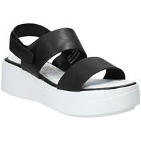 Pantofi Femei Sandale  Impronte IL91541A Negru