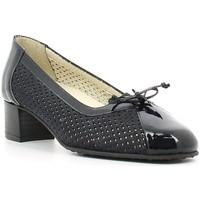 Pantofi Femei Pantofi cu toc Grace Shoes E6301 Albastru