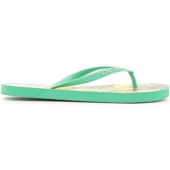 Pantofi Femei  Flip-Flops Gio Cellini 93 Verde