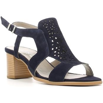 Pantofi Femei Sandale  Keys 5414 Albastru