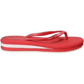 Pantofi Femei  Flip-Flops Fornarina PEFOP9526WVAA076 Roșu