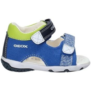 Pantofi Copii Sandale  Geox B82L8B 01054 Albastru