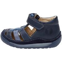 Pantofi Copii Sandale  Falcotto 1500811 01 Albastru