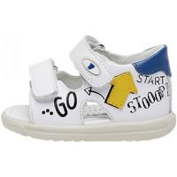 Pantofi Copii Sandale  Falcotto 1500830 01 Alb