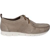 Pantofi Bărbați Mocasini Lumberjack SM27304 001 A01 Bej