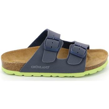Pantofi Copii Papuci de vară Grunland CB1537 Albastru