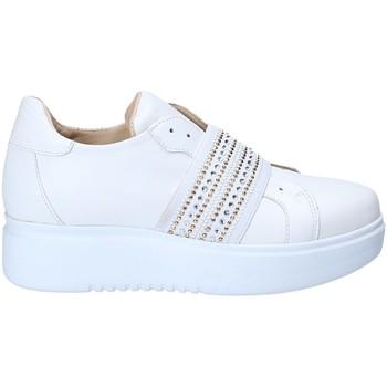 Pantofi Femei Pantofi sport Casual Exton E05 Alb