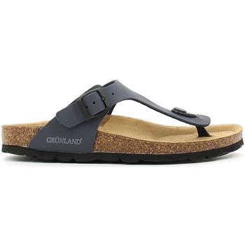 Pantofi Copii  Flip-Flops Grunland CB0927 Albastru