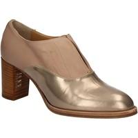 Pantofi Femei Botine Mally 5142 Bej