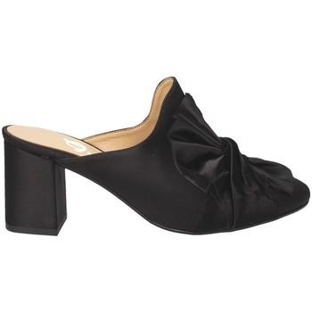 Pantofi Femei Saboti Grace Shoes 1536 Negru
