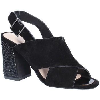 Pantofi Femei Sandale  Alma En Pena V18277 Negru