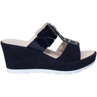 Pantofi Femei Papuci de vară Susimoda 163797 Albastru