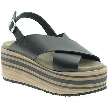 Pantofi Femei Sandale  Pregunta IBH5803 Negru