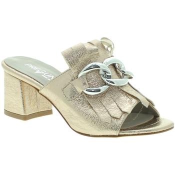 Pantofi Femei Espadrile Pregunta IAB492441-R Aur