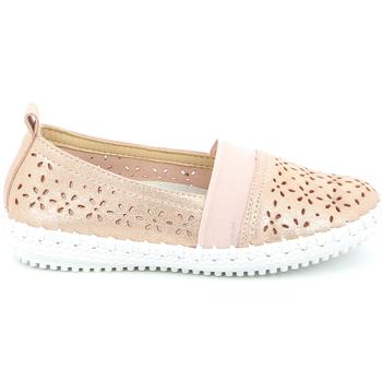 Pantofi Fete Balerin și Balerini cu curea Grunland SC4426 Roz