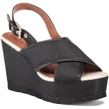 Pantofi Femei Sandale  Lumberjack SW57906 001 M14 Negru