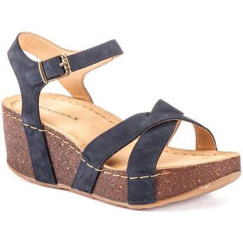 Pantofi Femei Sandale  Lumberjack SW63106 001 D01 Albastru