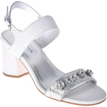 Pantofi Femei Sandale  Apepazza PRS04 Alb