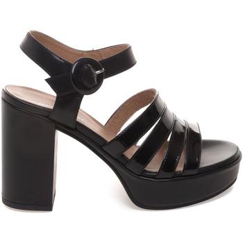 Pantofi Femei Sandale  Janet Sport 43875 Negru