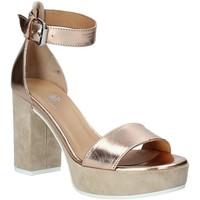 Pantofi Femei Sandale  Janet Sport 43885 Roz