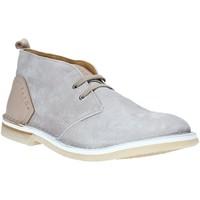 Pantofi Bărbați Ghete Rogers BK 61 Gri