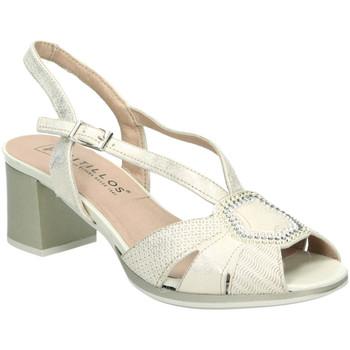 Pantofi Femei Sandale  Pitillos 5560 Aur