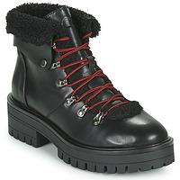 Pantofi Femei Ghete Emmshu ESIDAVER Negru