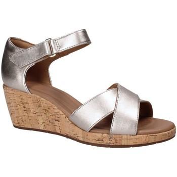 Pantofi Femei Sandale  Clarks 132325 Gri