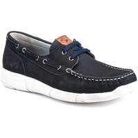Pantofi Bărbați Pantofi barcă Lumberjack SM59914 001 D01 Albastru