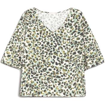 Îmbracaminte Femei Tricouri mânecă scurtă NeroGiardini E062770D Verde