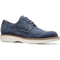 Pantofi Bărbați Pantofi Derby Stonefly 110688 Albastru