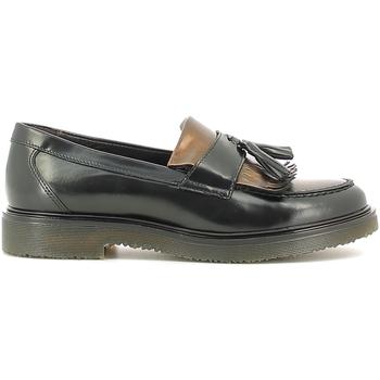 Pantofi Femei Mocasini Marco Ferretti 160647MF 1488 Negru