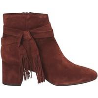Pantofi Femei Botine Geox D643YB 00022 Maro