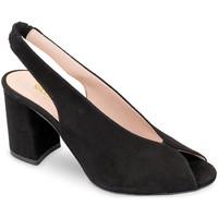 Pantofi Femei Sandale  Valleverde 29201 Negru